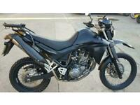 2008 08 YAMAHA XT660R XT660 R XT 660 ENDURO TRAILS SUPERMOTO