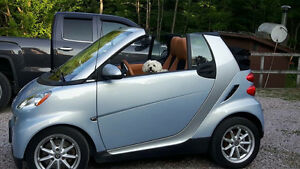 2008 Smart Fortwo Cabriolet Convertible