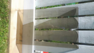 10 tinted Float Glass sheets used for windows
