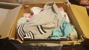 For Sale: 12 to 18 mo girls clothes. Box A