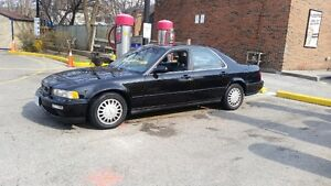 1995 Honda-Acura Legend LS-Luxury Flagship of the 90's-114kms