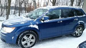 2010 Dodge Journey R/T Hatchback