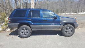 2002 Jeep Grand Cherokee Camionnette
