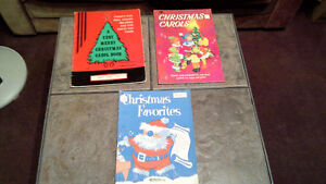 Christmas piano books