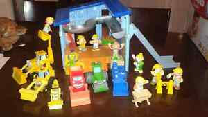 Ensemble de jeu Bob Le Bricoleur - Bob the Builder