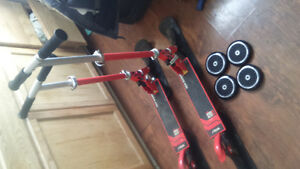 2 scooters. 20$ for both
