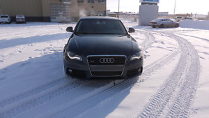 An amazing winter car u cant go wrong audi a4