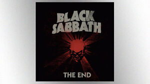 Black Sabbath - The End Limited to Tour Collector CD