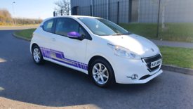 2014 Peugeot 208 1.0 Active Edition Free Road Tax