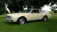 Mint 1978 Chevrolet Impala For Sale
