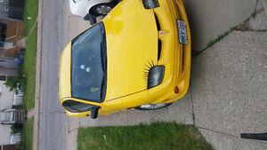 2002 Pontiac sunfire Coupe Coupe (2 door)