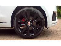 2017 Jaguar F-PACE 3.0d V6 S 5dr AWD High Spec wi Automatic Diesel Estate