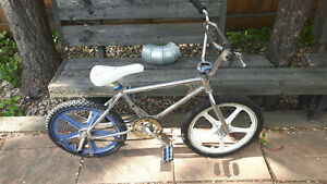 Vintage Norco Chrome BMX bike