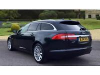 2014 Jaguar XF 2.2d (200) Luxury 5dr Automatic Diesel Estate