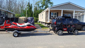 2008 SEADOO RXP-PRISTINE CONDITION-50 HRS.