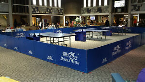 RENTAL: Professional Ping Pong Tables for your Tournament/ Party