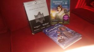 DVD's Downton Abbey