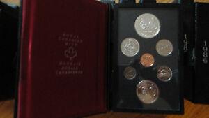 Royal Canadian Mint sets Edmonton Edmonton Area image 1
