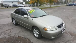 Nissan Sentra Sedan *** CERTIFIED *** SALE PRICED $3495