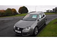 Volkswagen Golf 2.0TDiGT,2008,Alloys,Air Con,CruiselLeather,Full Service History
