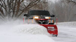 Snow Plowing and Salting
