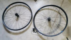 29er Bontrager line  comp  boosted wheelset