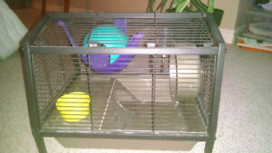 CAGE FOR SMALL PET