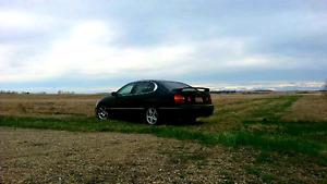 Lexus gs400 1uz 4.0 v8 rwd would make great drifter