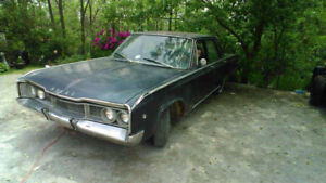 1968 Dodge Polara For Sale