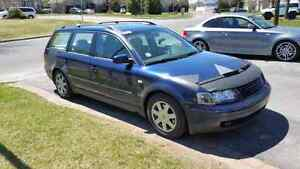 2000 Passat Wagon for sale! NEED GONE! NEGOTIABLE!