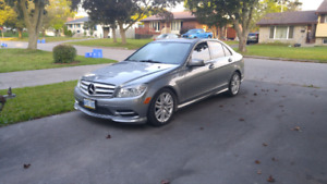 Mercedes c250 MINT CONDITION AWD