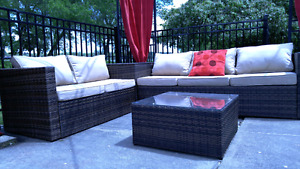 Mobilier patio