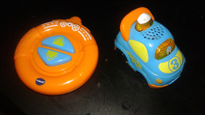 "Vtech ""my first remote control car"""