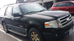 2007 Ford Expedition for handy person