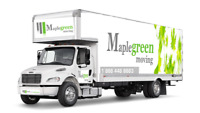 Maplegreen Moving * We  Will Take Great Care Of You*