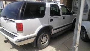 1995 Chevrolet Blazer SUV, Crossover
