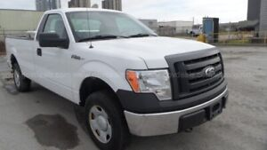 2009 Ford F-150 4WD only 113,000 kms ---$9995--- 8' LONG BOX