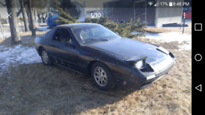 Rx7 1988. Need gone.