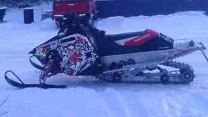 For sale 2012 polaris switchback assault 800 144""