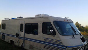 PARTING OUT RV
