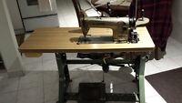 Machine à coudre industrielle - Mitsubishi sewing machine