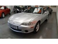 MAZDA MX5 1.8cc - ONLY 77,000 MILES FROM NEW - *REDUCED SAVE £300*