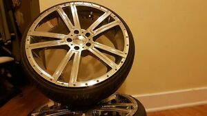1500$ for RIMS 5x 120 AND 100$ for the mats