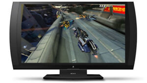 "24"" 3D Sony PlayStation Monitor with 3d glasses"
