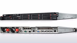 Thinkserver RD340 and Thinkserver RD540 - Remotely Managed