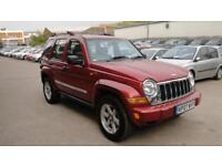 2007 Jeep Cherokee 2.8 TD Limited Auto 4x4 5dr
