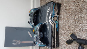 Halo 4 xbox 360 with collectors edition of game. $200 obo