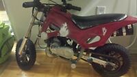 GOOD CONDITION POCKET BIKE UP FOR GRABS