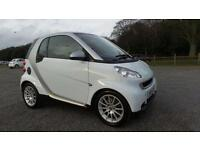 2010 04 SMART FORTWO 1.0 PASSION MHD 2D AUTO 71 BHP