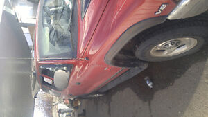 1998 Dodge Durango SUV, Crossover